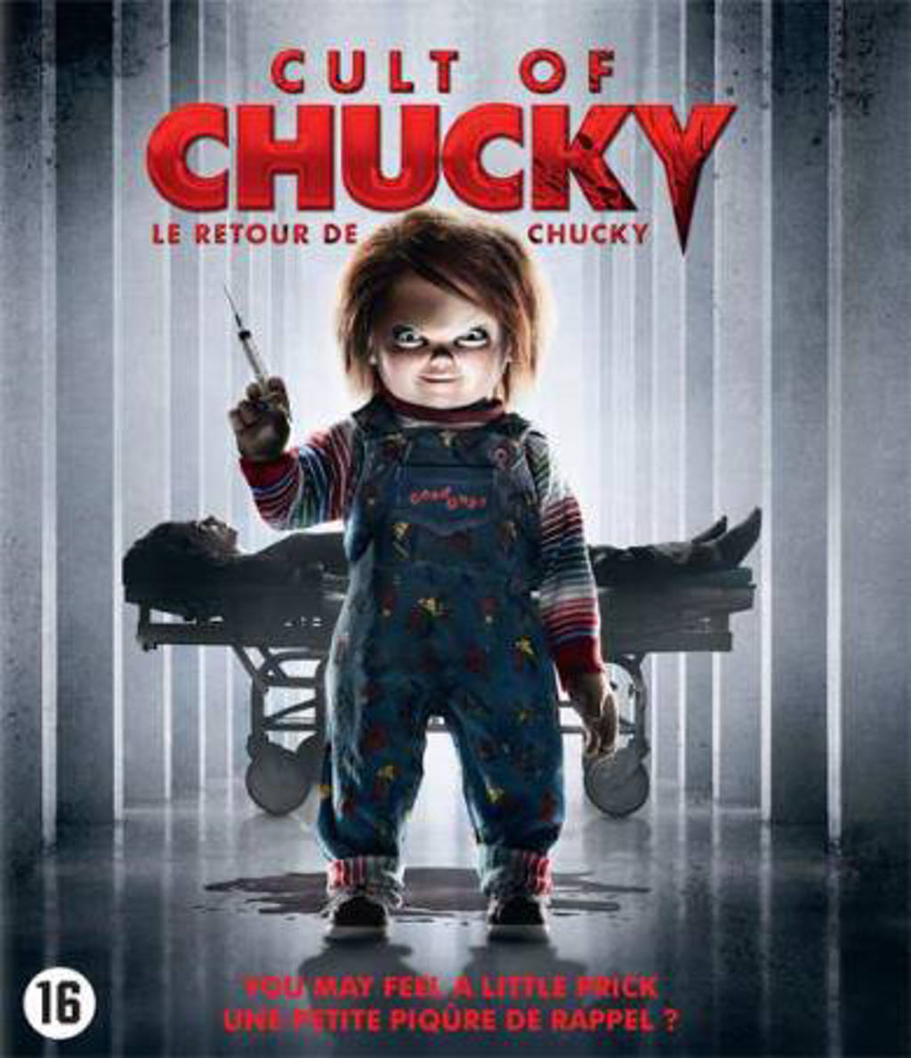 Cult of Chucky (Blu-ray)