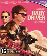 Baby Driver (Blu-ray)