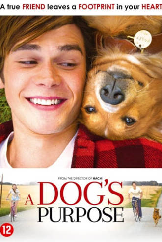 Dog's purpose (DVD)