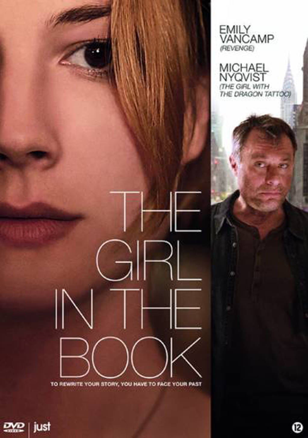 Girl in the book (DVD)
