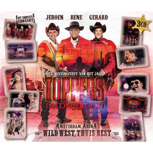 Toppers - Toppers In Concert 2017 - Wild West (CD)