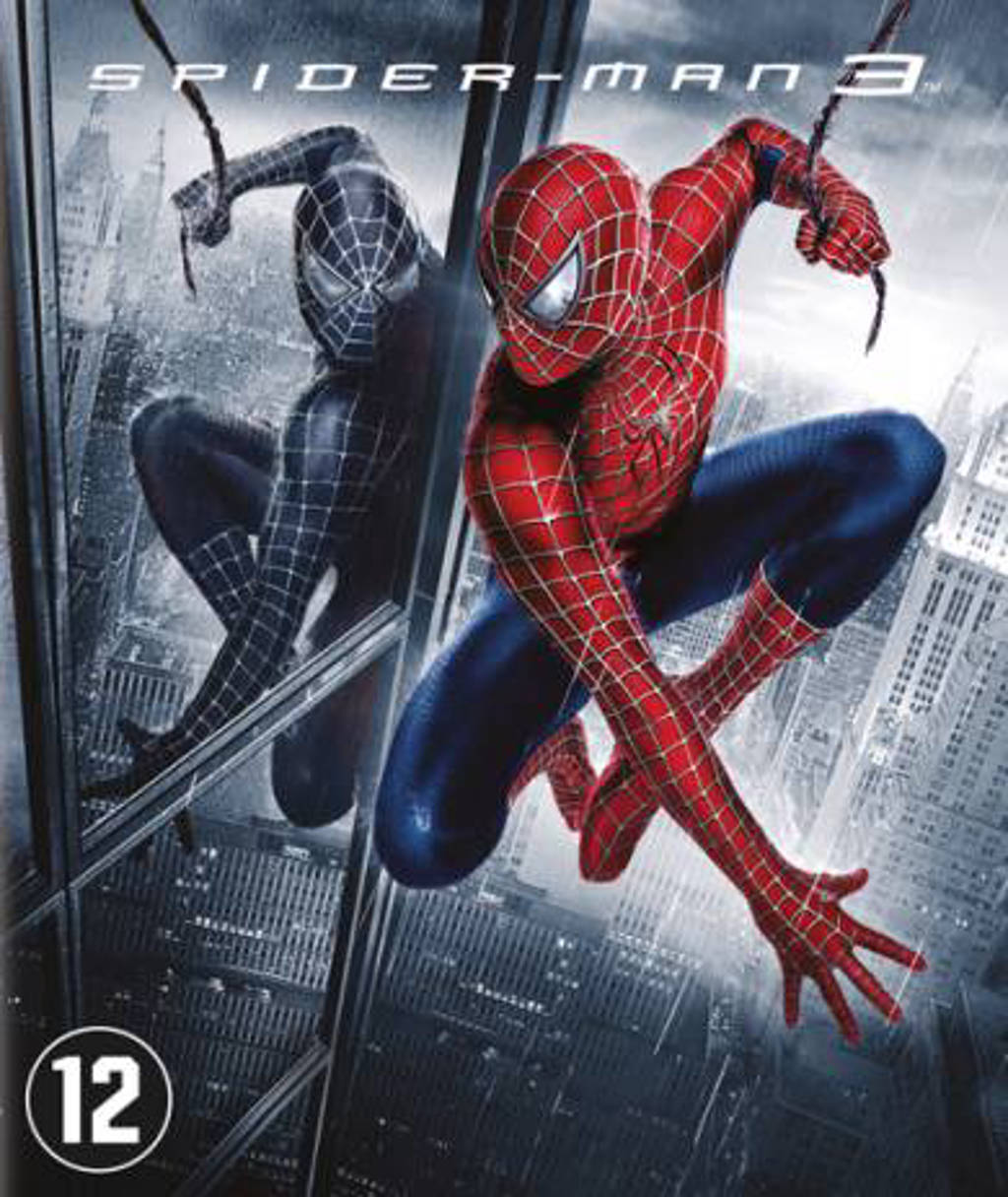 Spider-man 3 (Collectors edition)  (Blu-ray)