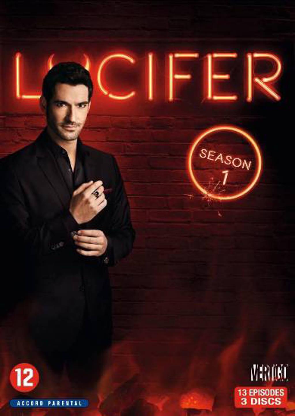 Lucifer - Seizoen 1 (DVD)