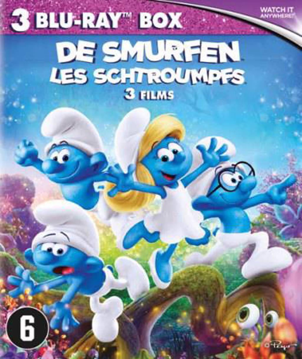 De Smurfen 1-3 (Blu-ray)