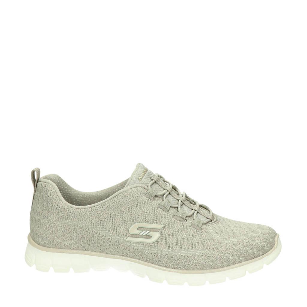Skechers   sneakers, Taupe