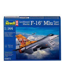 F-16 Miu Tigermeet schaal 1:144