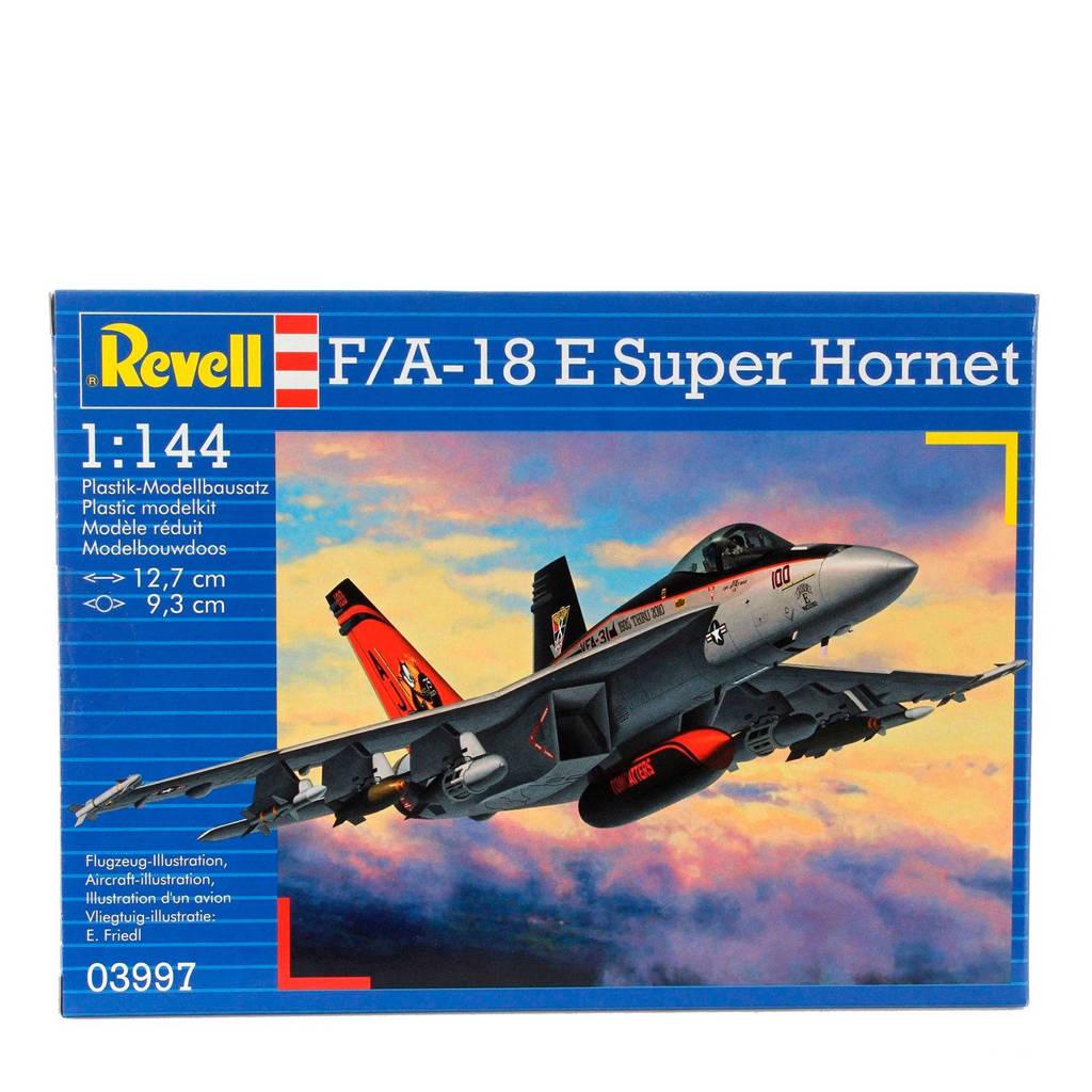 Revell F/A-18E Super Hornet schaal 1:144