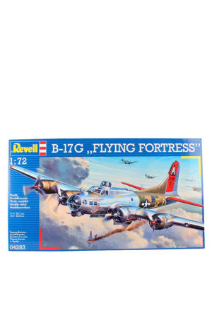 B-17G Flying Fortress schaal 1:72