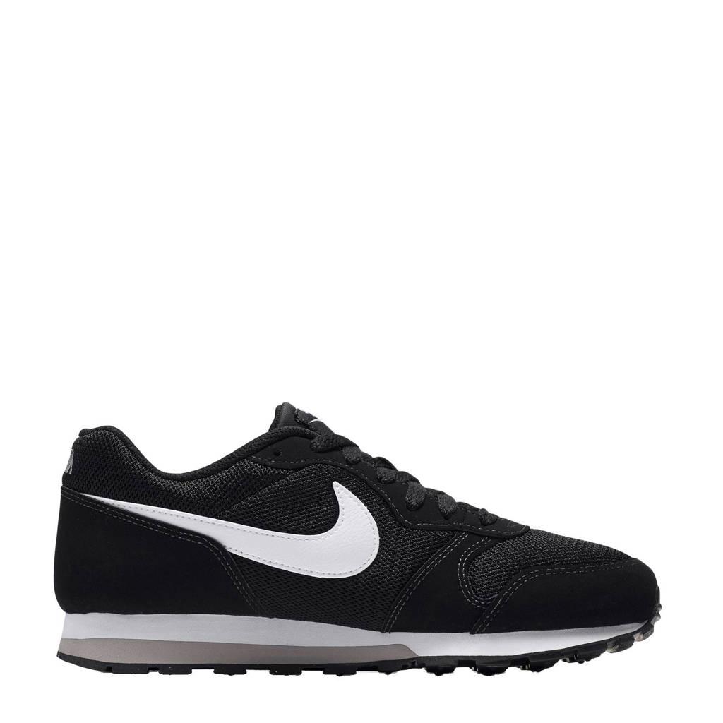1dc77c66095 Nike MD Runner 2 sneakers, Zwart/wit/grijs