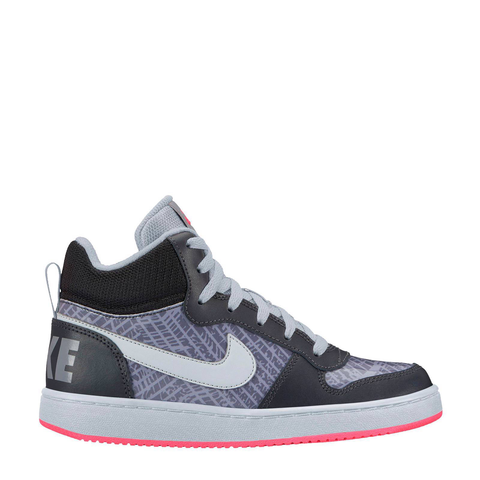 Court Borough mid sneakers