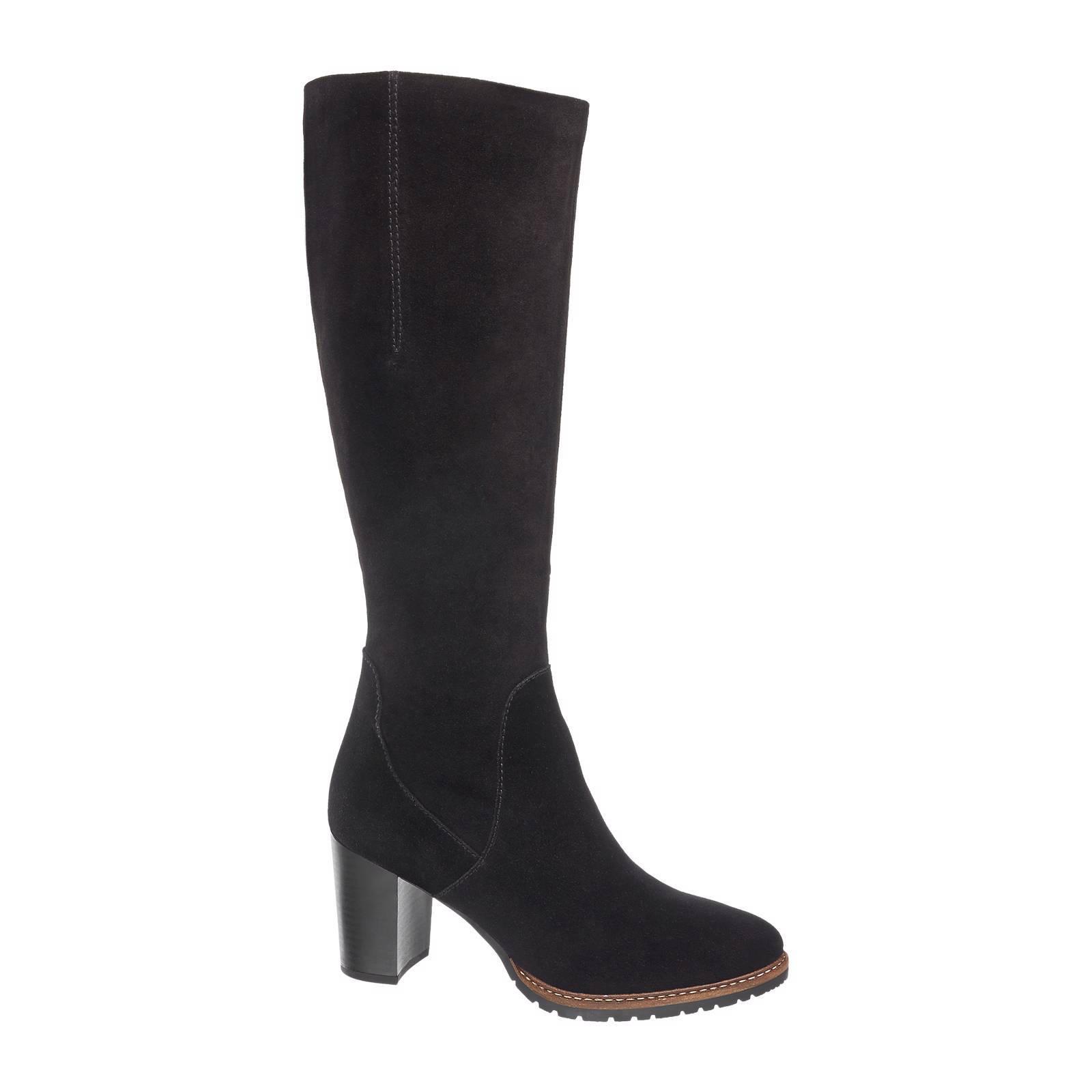 vanHaren 5th Avenue suède laarzen | wehkamp