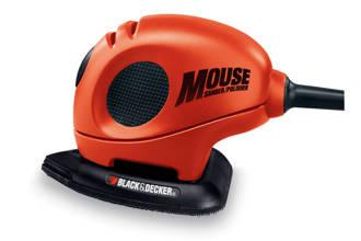 Mouse KA161 handpalmschuurmachine