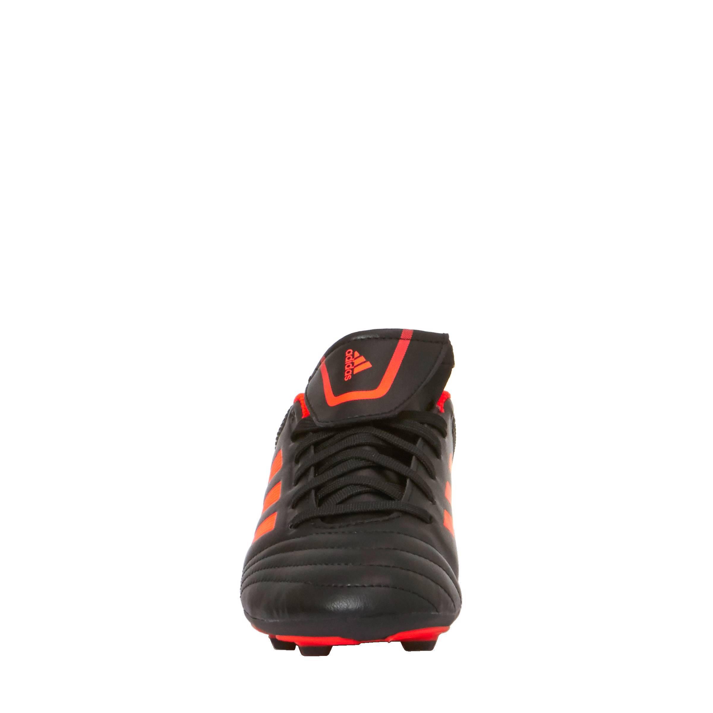 maattabel adidas voetbalschoenen kind