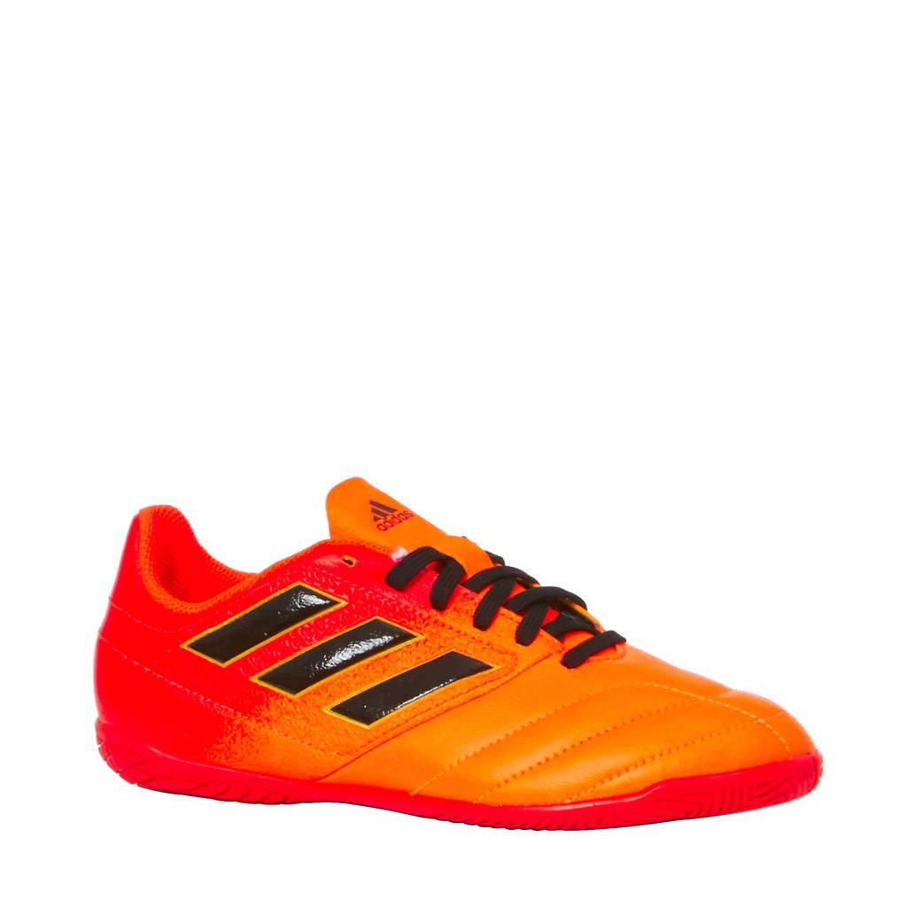 56fd32b76e3 adidas performance ACE 17.4 In zaalvoetbalschoenen, Oranje/rood/zwart