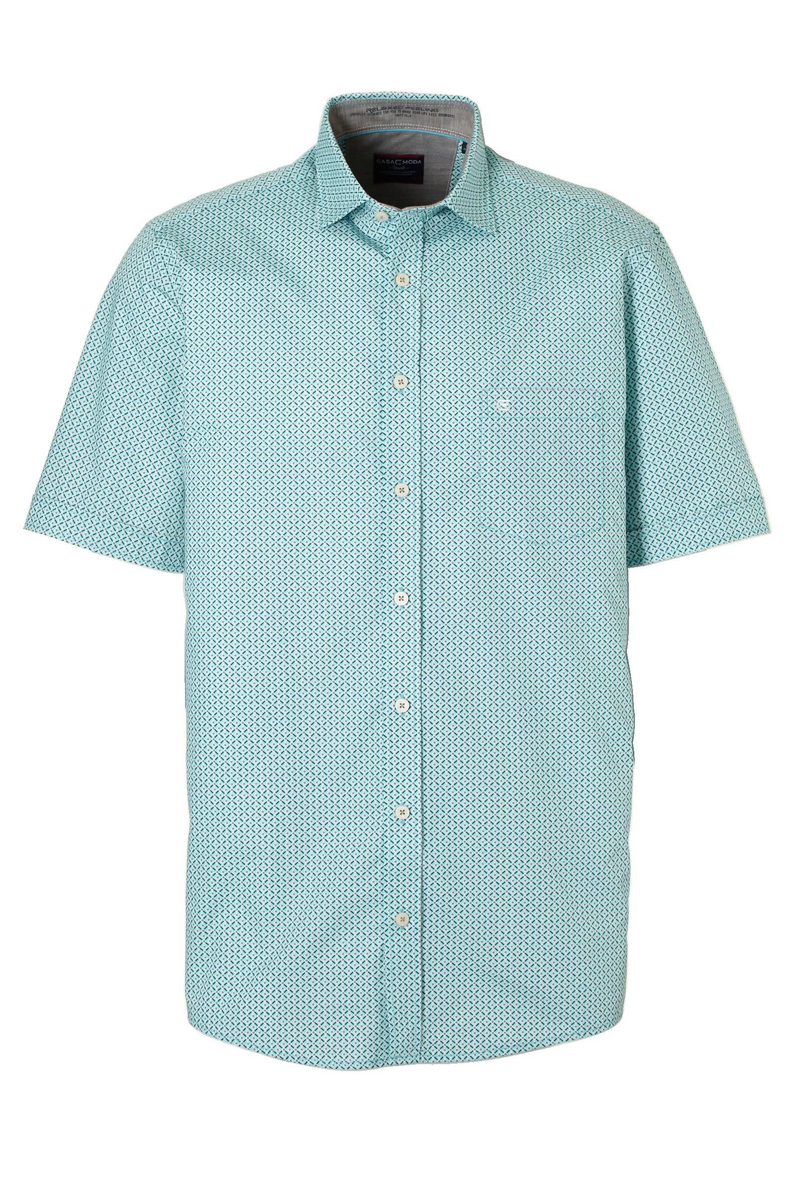 Casa Moda +size regular fit overhemd (heren)