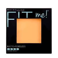 Maybelline New York Fit Me Matte & Poreless 220 Natural Beige - poeder