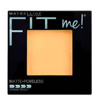Maybelline New York Fit Me Matte & Poreless 115 Ivory - poeder