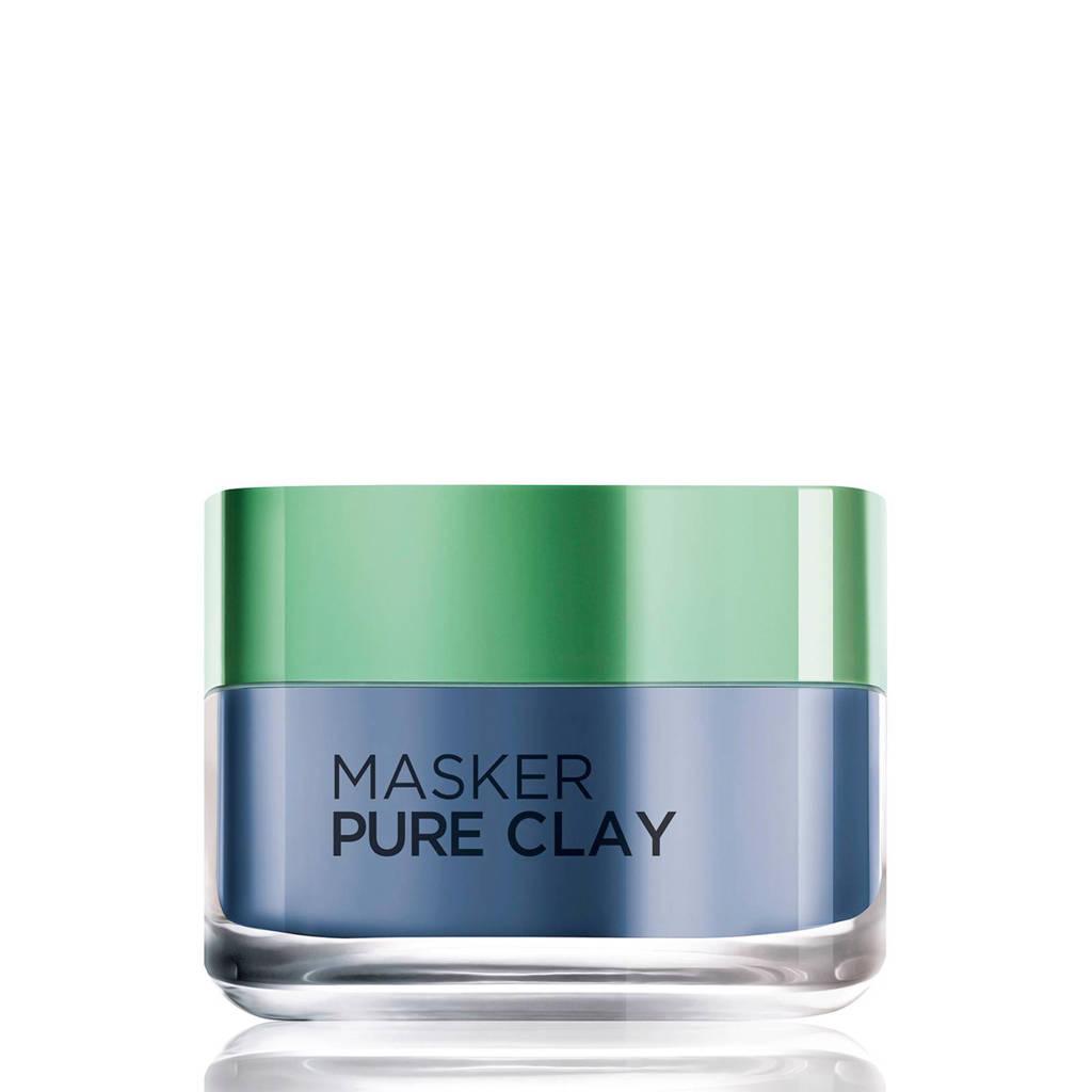 L'Oréal Paris Skin Expert Anti-Imperfecties Pure Clay Masker - 50ml - gezichtsmasker