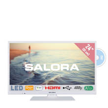 24HDW5015 HD Ready LED tv met ingebouwde DVD speler