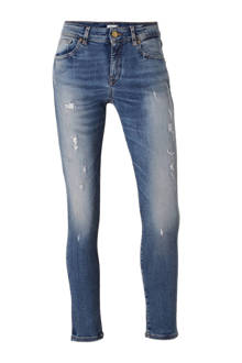 Alba cropped skinny fit jeans