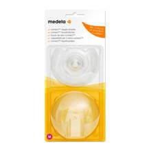 Contact tepelhoedjes M (20 mm) inclusief bewaardoosje (2 stuks)