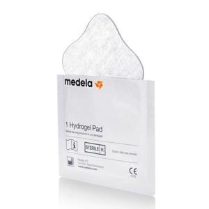 Hydrogel Pads voor verzachting bij pijnlijke tepels of tepelkloven (4 stuks)