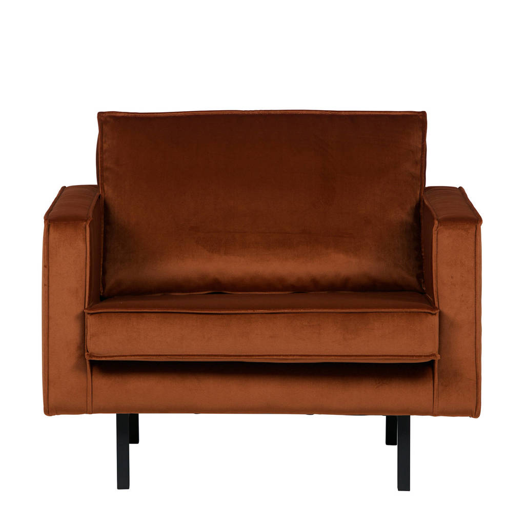 BePureHome fauteuil Rodeo, Roest