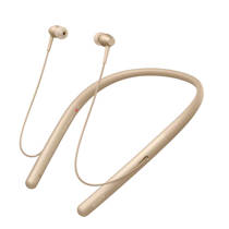 Sony On-ear bluetooth sport koptelefoon WI-H700 Goud
