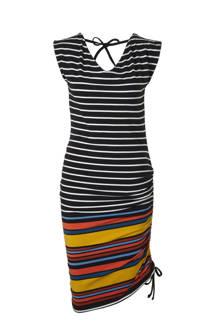 jurk met aansnoerkoord