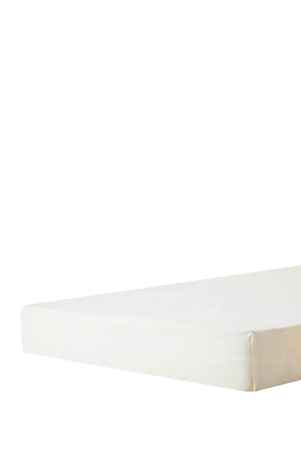 Beddinghouse jersey hoeslaken Ecru