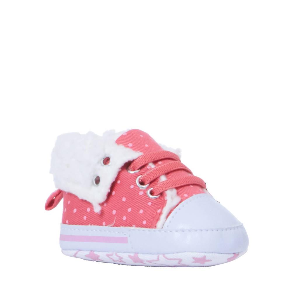 XQ babyschoenen, Roze