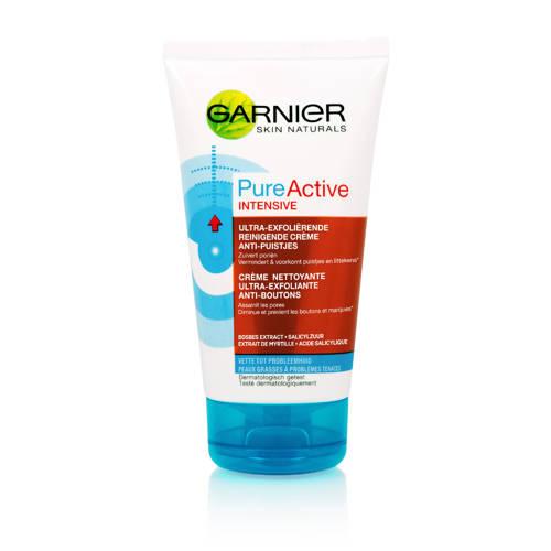 Garnier Skinactive Pure Active Intensive Scrub tegen Mee-eters - 150ml - Scrub