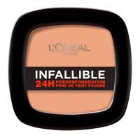 L'Oréal Paris Infallible Eye Paint Fond de Teint Poudre 24H - 245 Sable Eclat - poeder