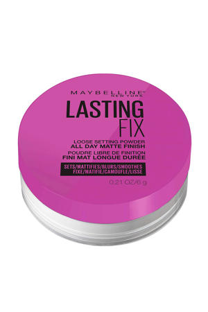 Master Fix Setting + Perfecting 01 Loose Powder - gezichtspoeder