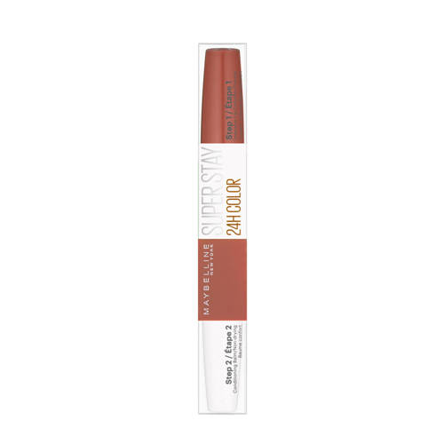 Maybelline Superstay Lipgloss 24h 615 Soft Taupe Stuk