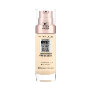 Dream Radiant Liquid Foundation- 1 Natural Ivory