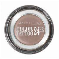 Maybelline New York Eye Studio Color Tattoo - 40 Permanent Taupe - oogschaduw