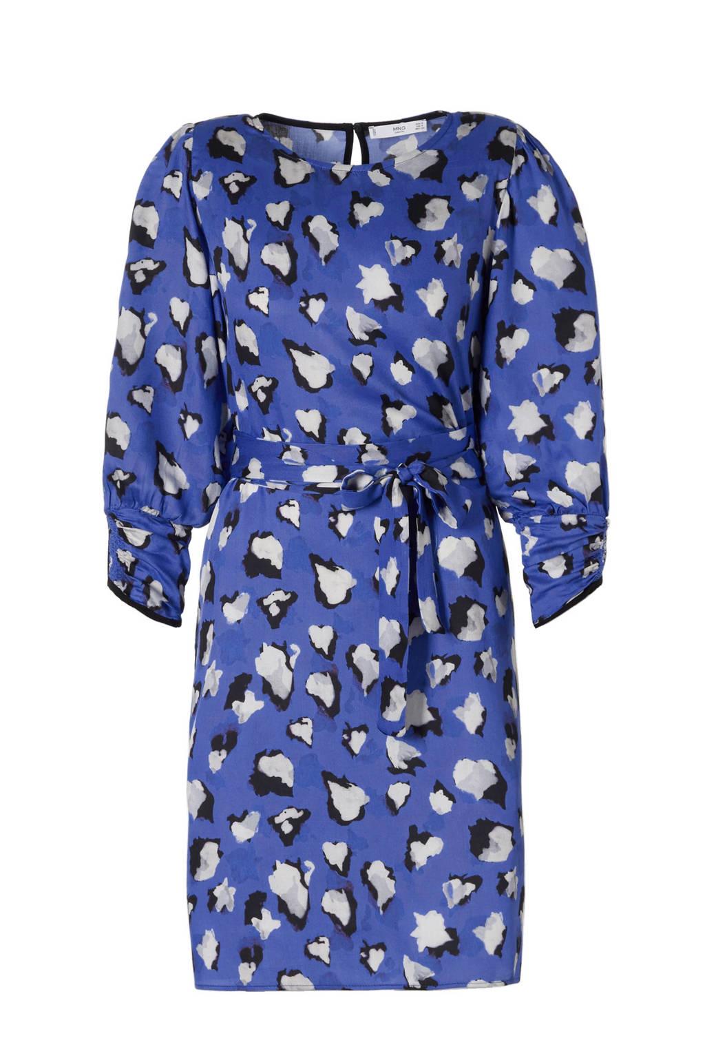Mango jurk, Blauw