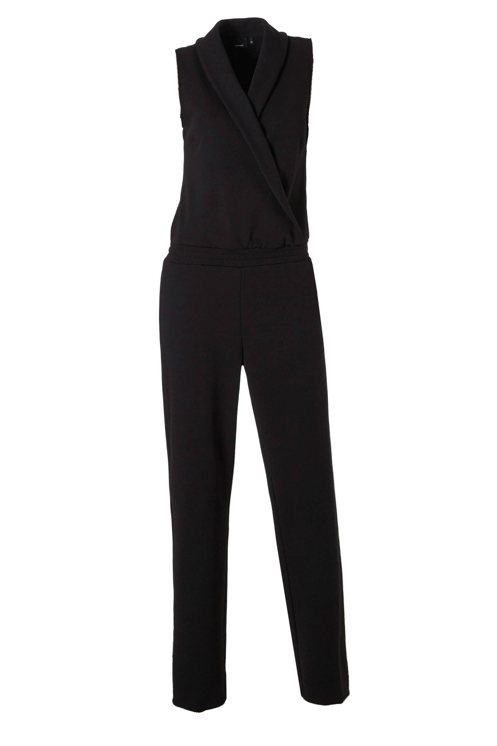 whkmp's own jumpsuit met reverskraag (dames)
