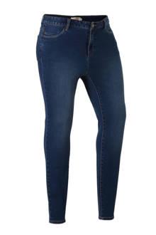 superstretch high waist skinny jeans