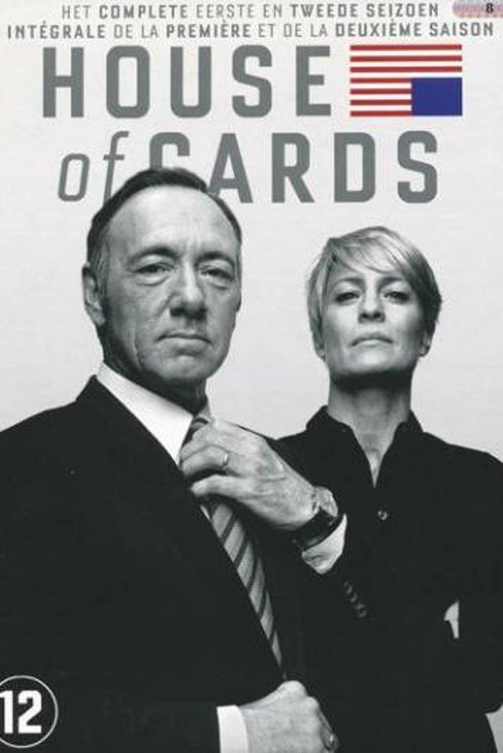 House of cards - Seizoen 1 & 2 (DVD)