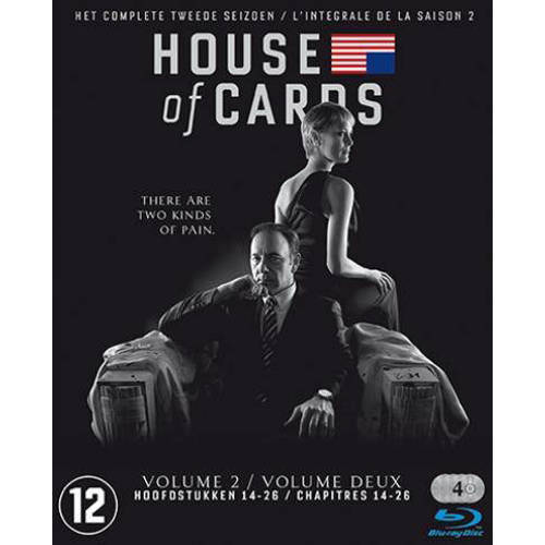 House of cards - Seizoen 2 (Blu-ray) kopen