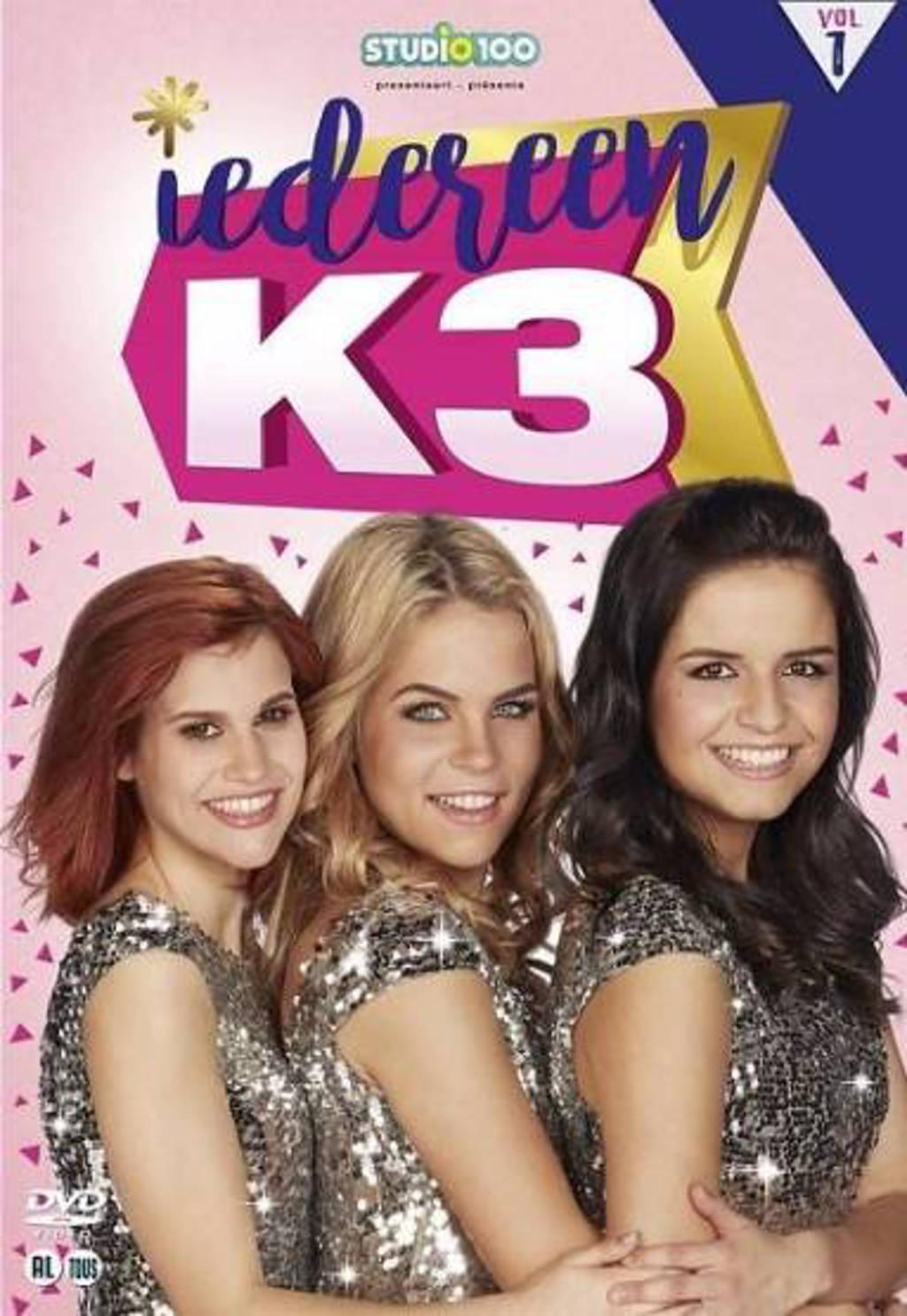K3 - Iedereen K3 volume 1 (DVD)