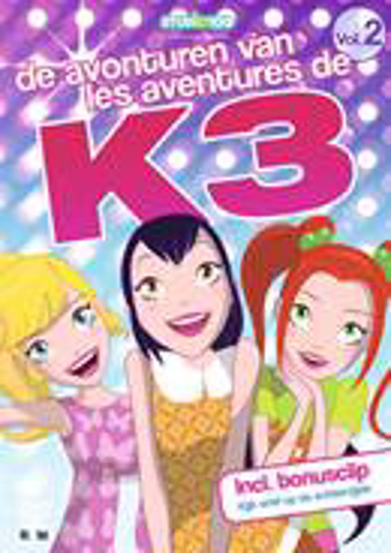 K3 - De avonturen van K3 Vol.2 (DVD)