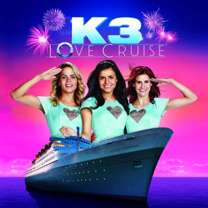 K3 - Love cruise (CD)