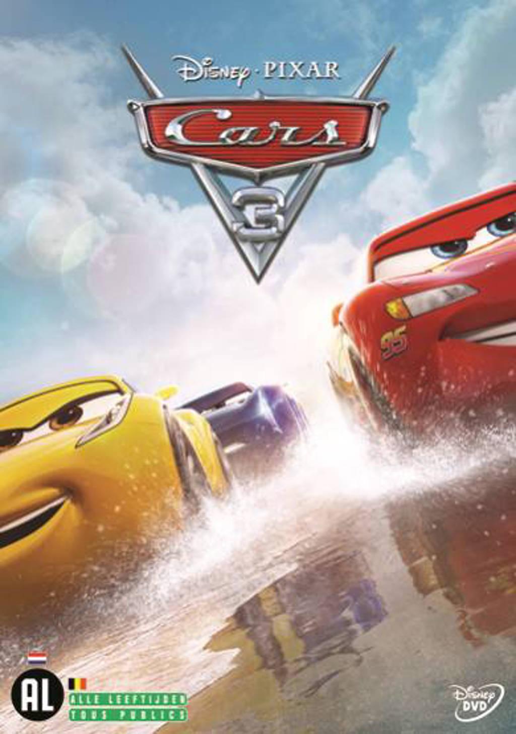 Cars 3 (DVD)