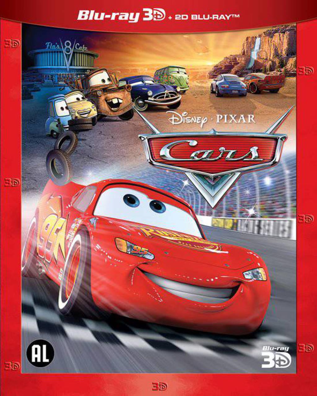 Cars 3 (3D) (Blu-ray)