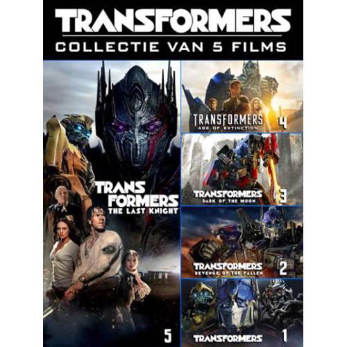 Transformers 1-5 (DVD) kopen