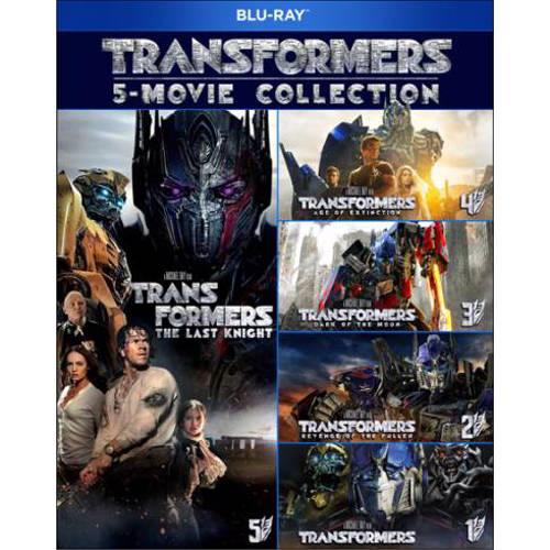 Transformers 1-5 (Blu-ray) kopen