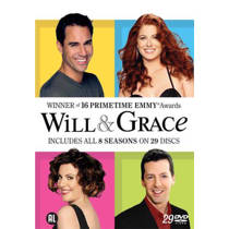 Will & Grace - Complete serie (DVD)